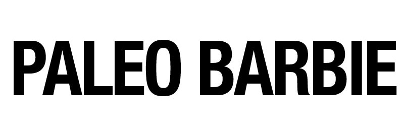 PALEO BARBIE