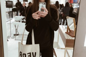 Shopping in NYC