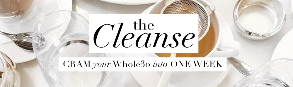 Tap to try my Cleanse FREE!